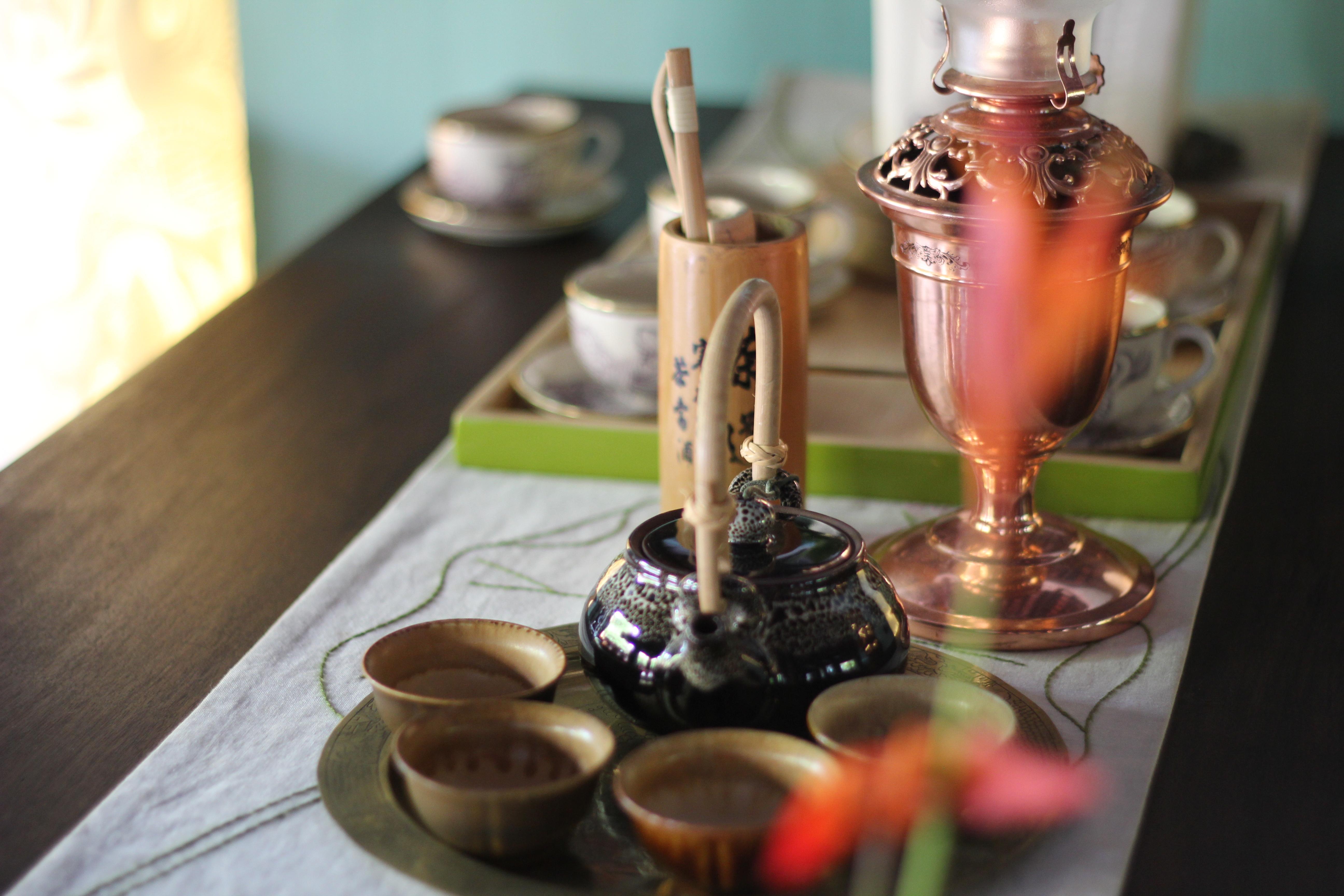 Tea in Hoi An