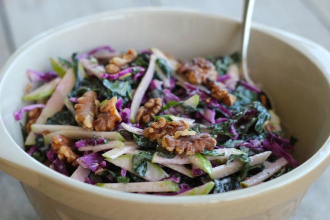 Kale & Cabbage 'Slaw