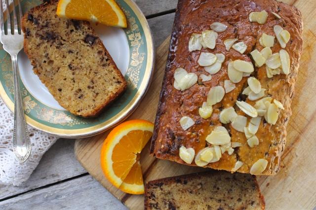 Almond-orange-olive-oil-cake