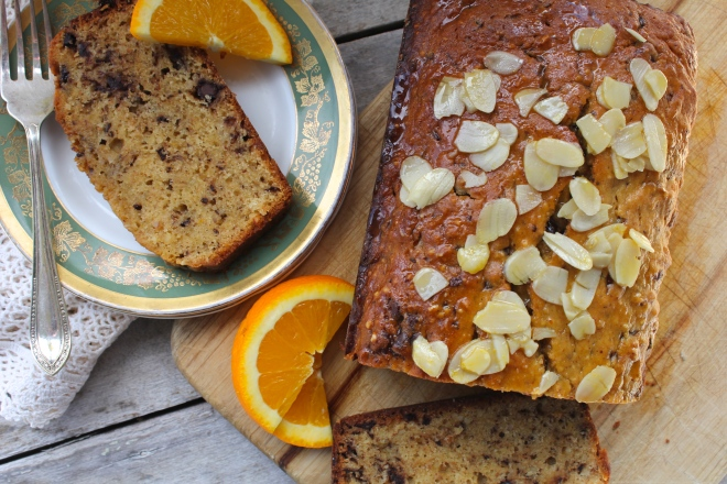 Almond-orange-olive-oil-cake