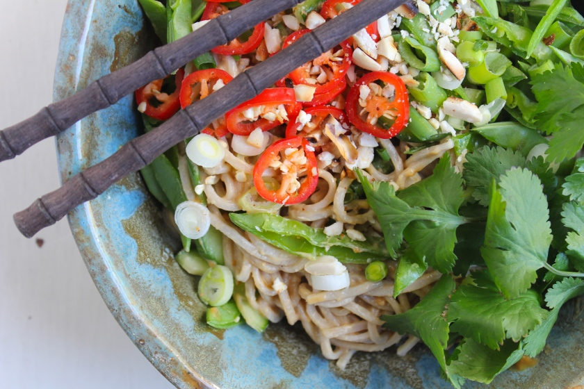 peanut-soba-noodle-salad-chopsticks