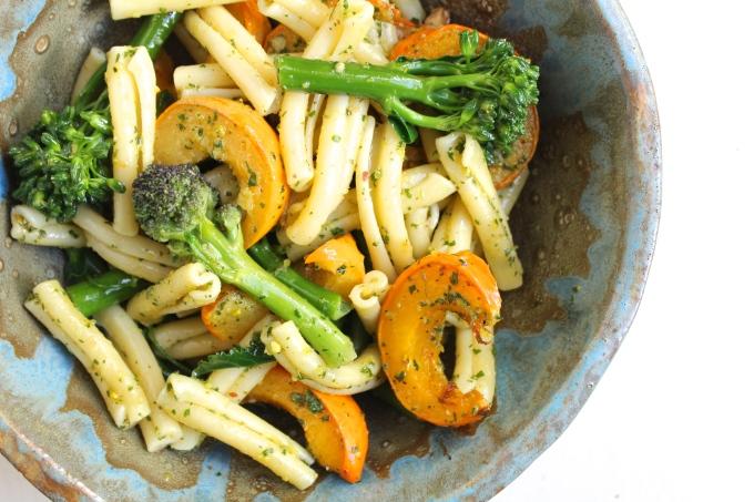 pumpkin-broccolini-pasta-closeup