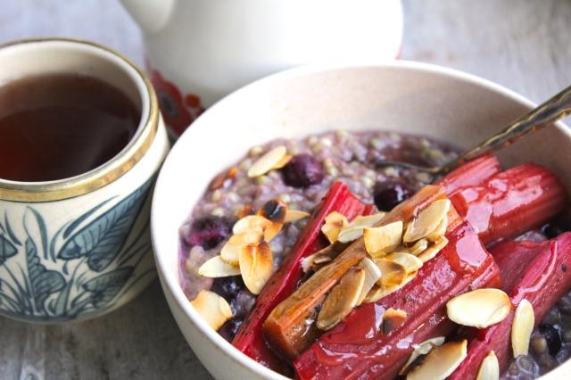 blueberry-buckwheat-porridge-tea