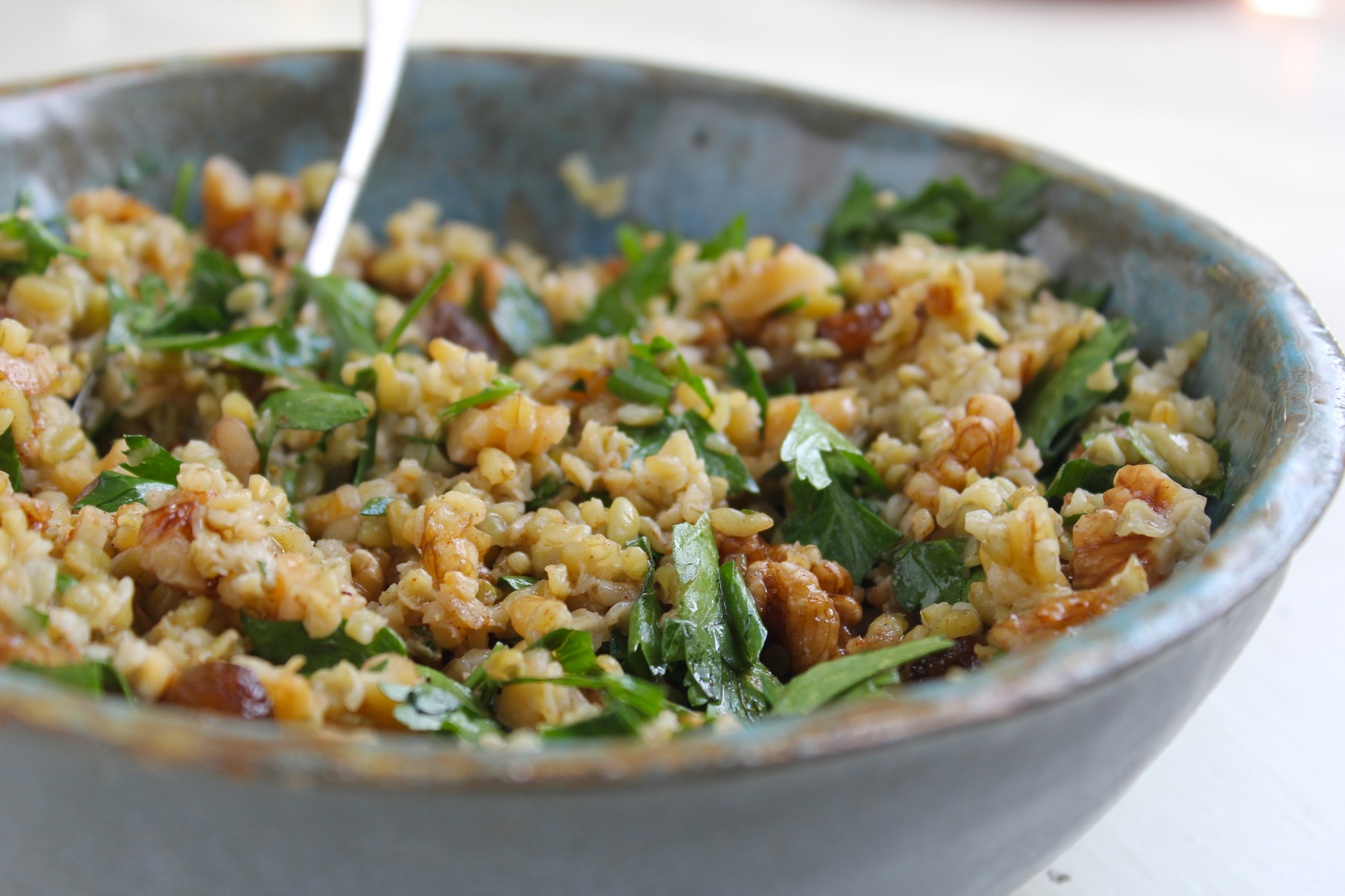 Moroccan Roasted Carrot And Chickpea Quinoa Salad Recipe ...