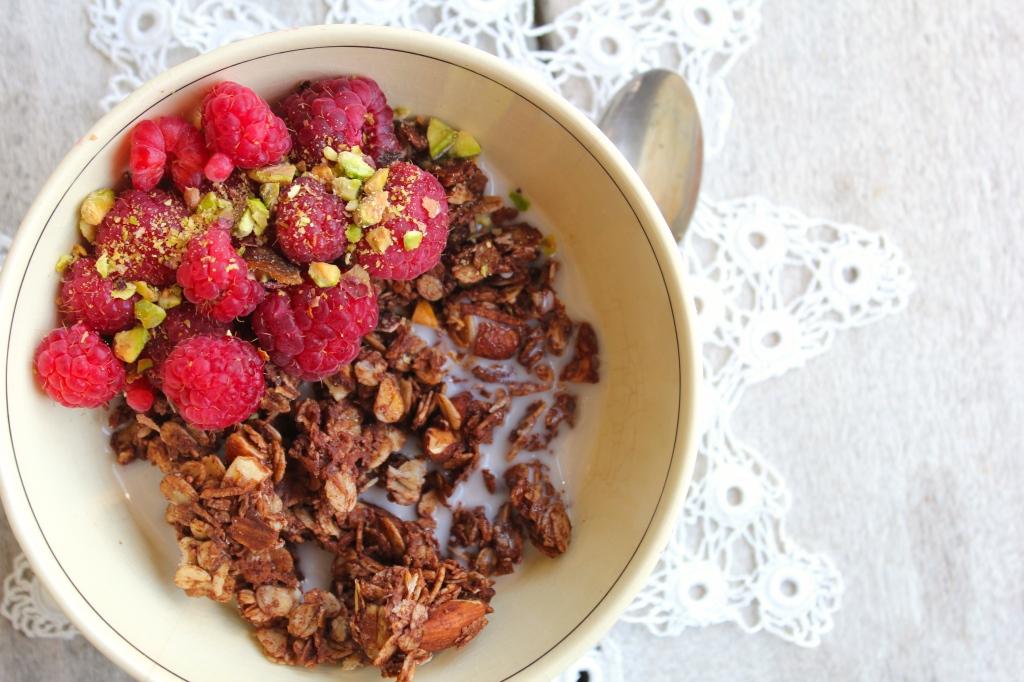coconut-cacao-granola-milk