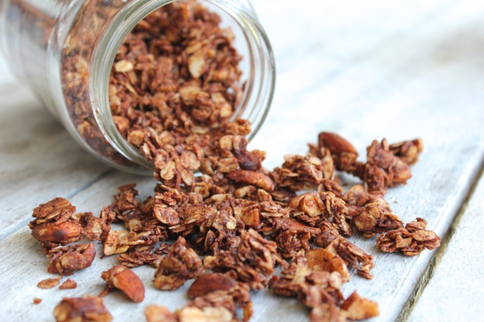 coconut-cacao-granola-spilled