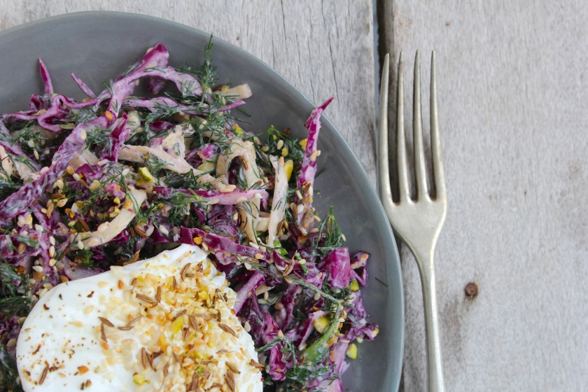 purple-cabbage-zucchini-dill-slaw-egg