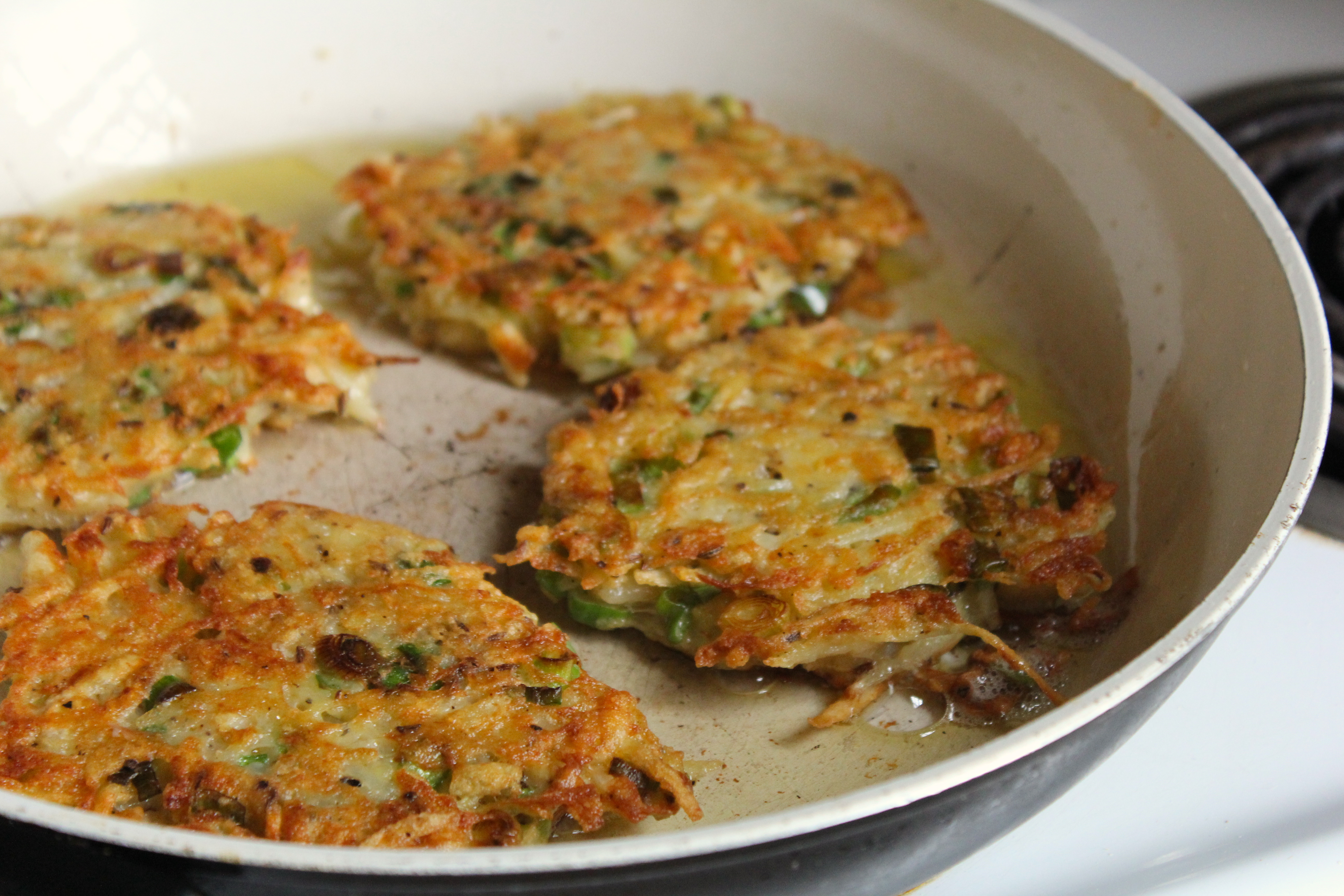 Potato Latkes | highgate hill kitchen