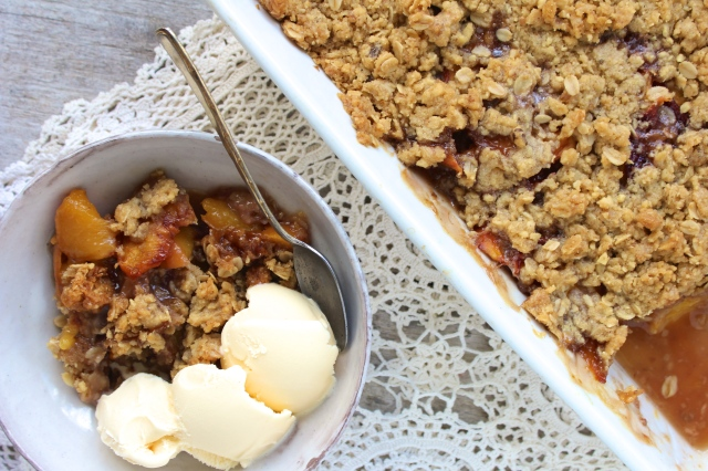 peach-crumble