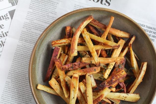 parsnip-sweet-potato-fries