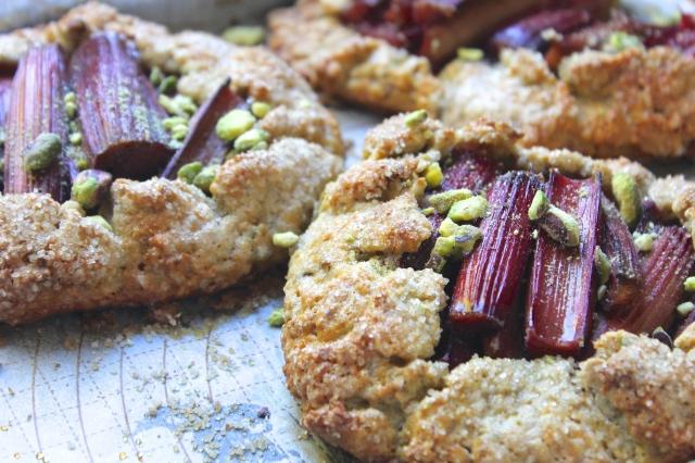 rhubarb-pistachio-galette-angled