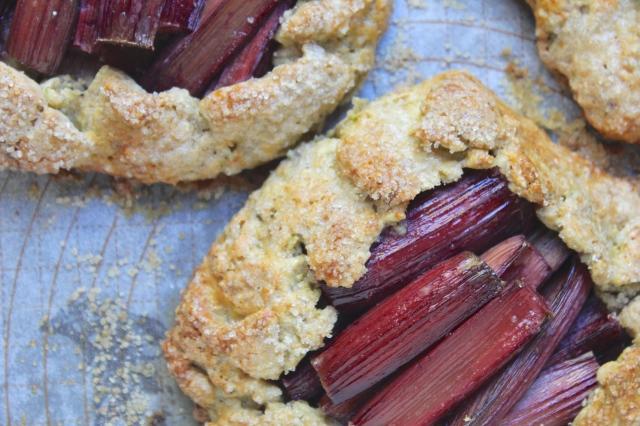 rhubarb-pistachio-galette-closeup