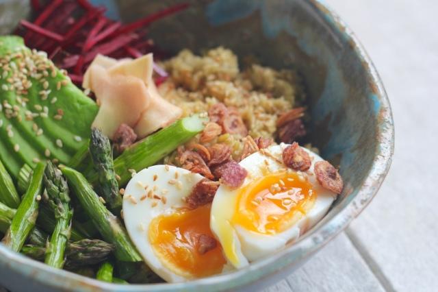 freekeh-bowl-eggs