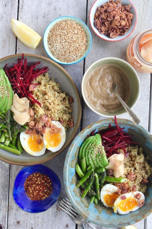 freekeh-bowl-table
