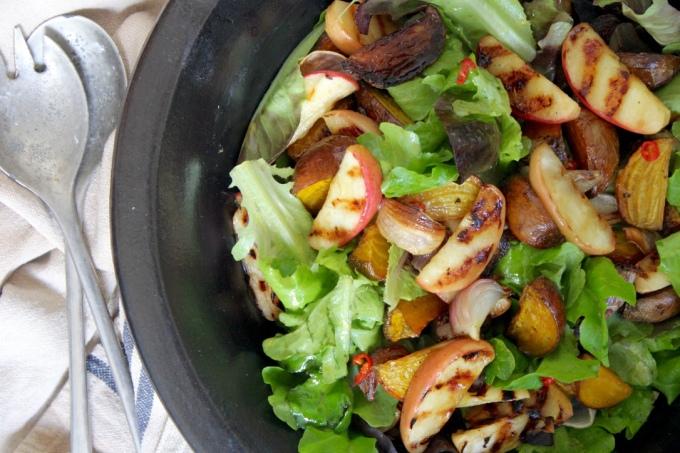 golden-beetroot-salad
