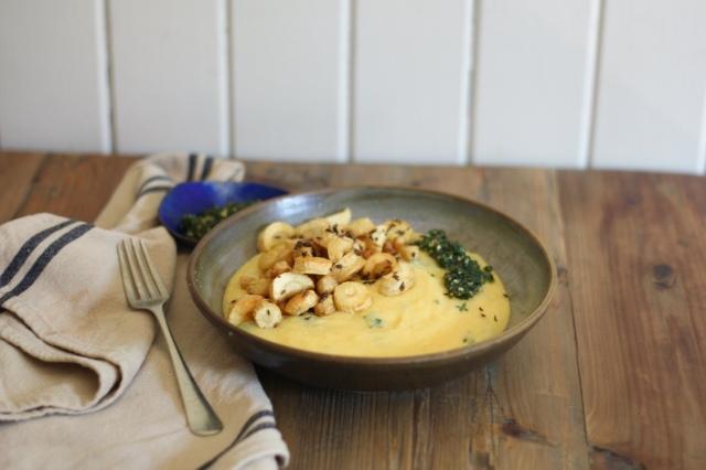 thyme-polenta-buttered-parsnips