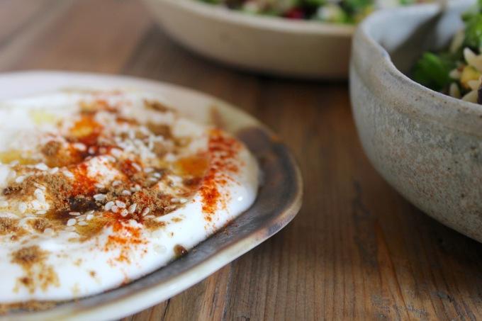 eggplant-orzo-salad-yoghurt