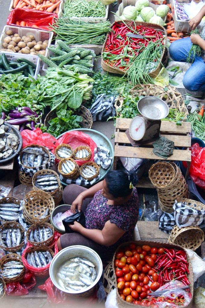 Ubud-Markets