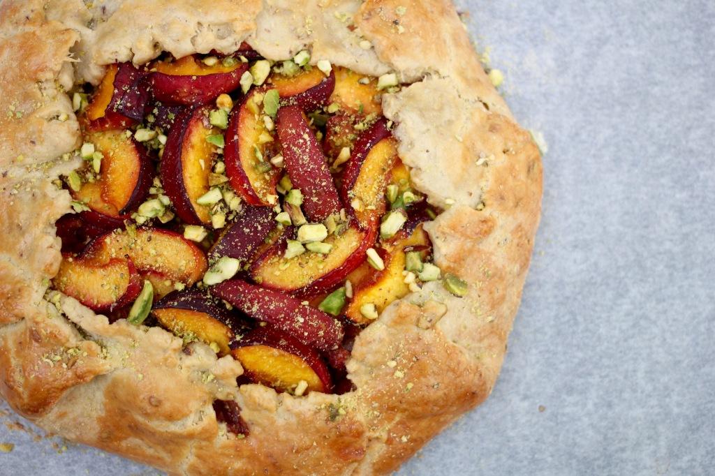 peach-galette-inside