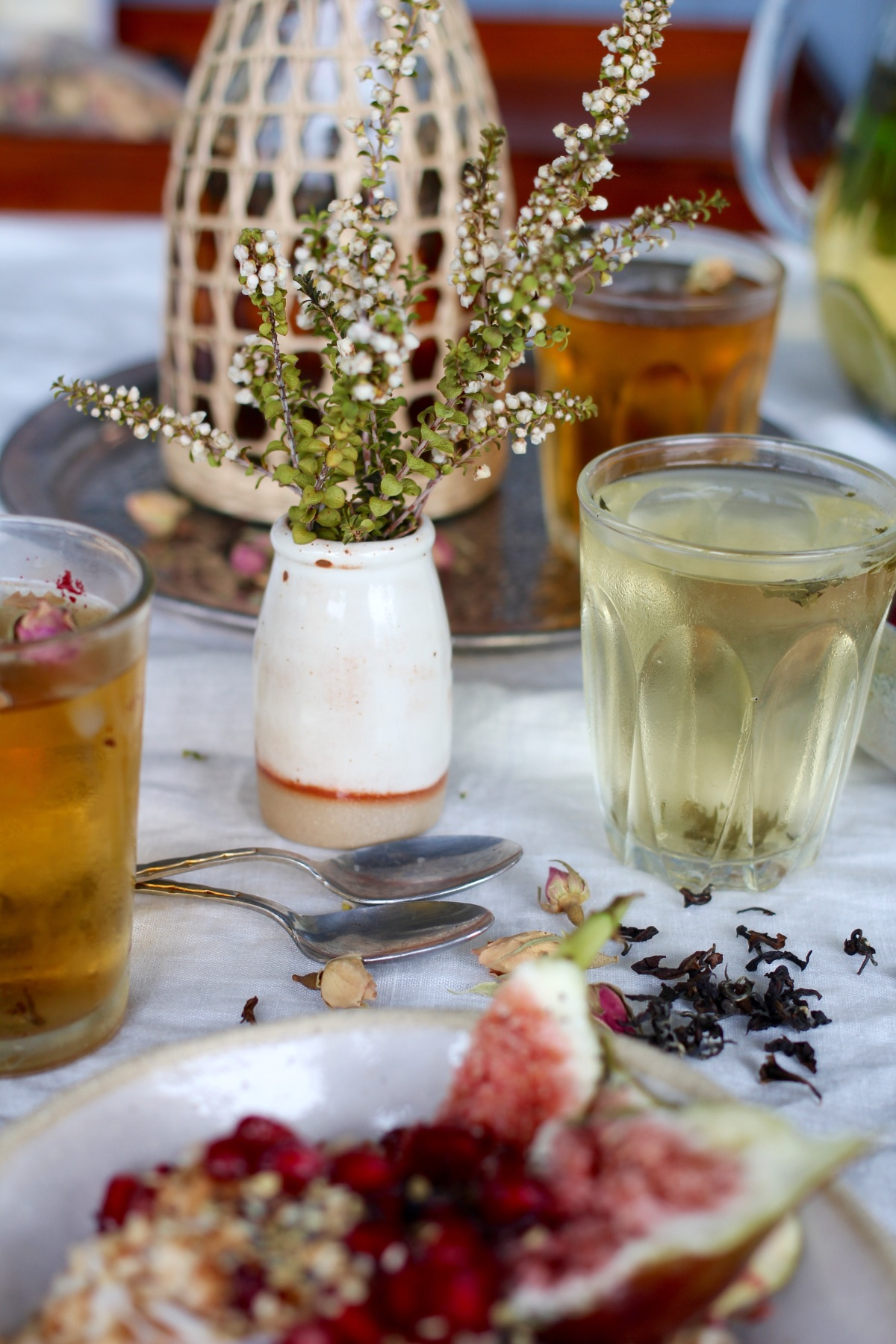 Iced Tea, 2 Ways
