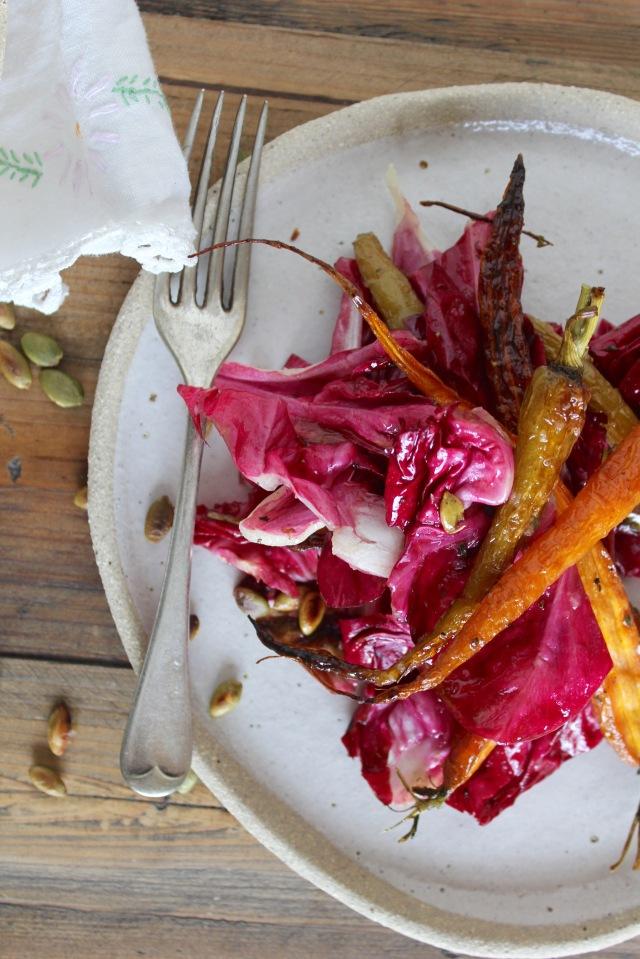radicchio-roasted-carrot-salad-seven