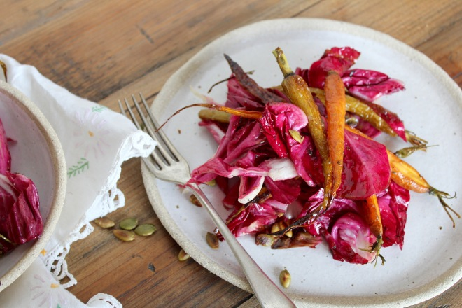 radicchio-roasted-carrot-salad-three