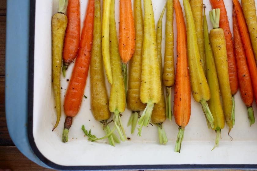 radicchio-roasted-carrot-salad-two